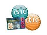 ISIC logotipas
