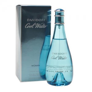 DAVIDOFF COOL WATER EAU DE TOILETTE WOMAN 200ML VAPORIZADOR Pour Femme