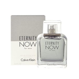 CALVIN KLEIN ETERNITY NOW EAU DE TOILETTE FOR MEN 100ML VAPORIZADOR Pour Homme